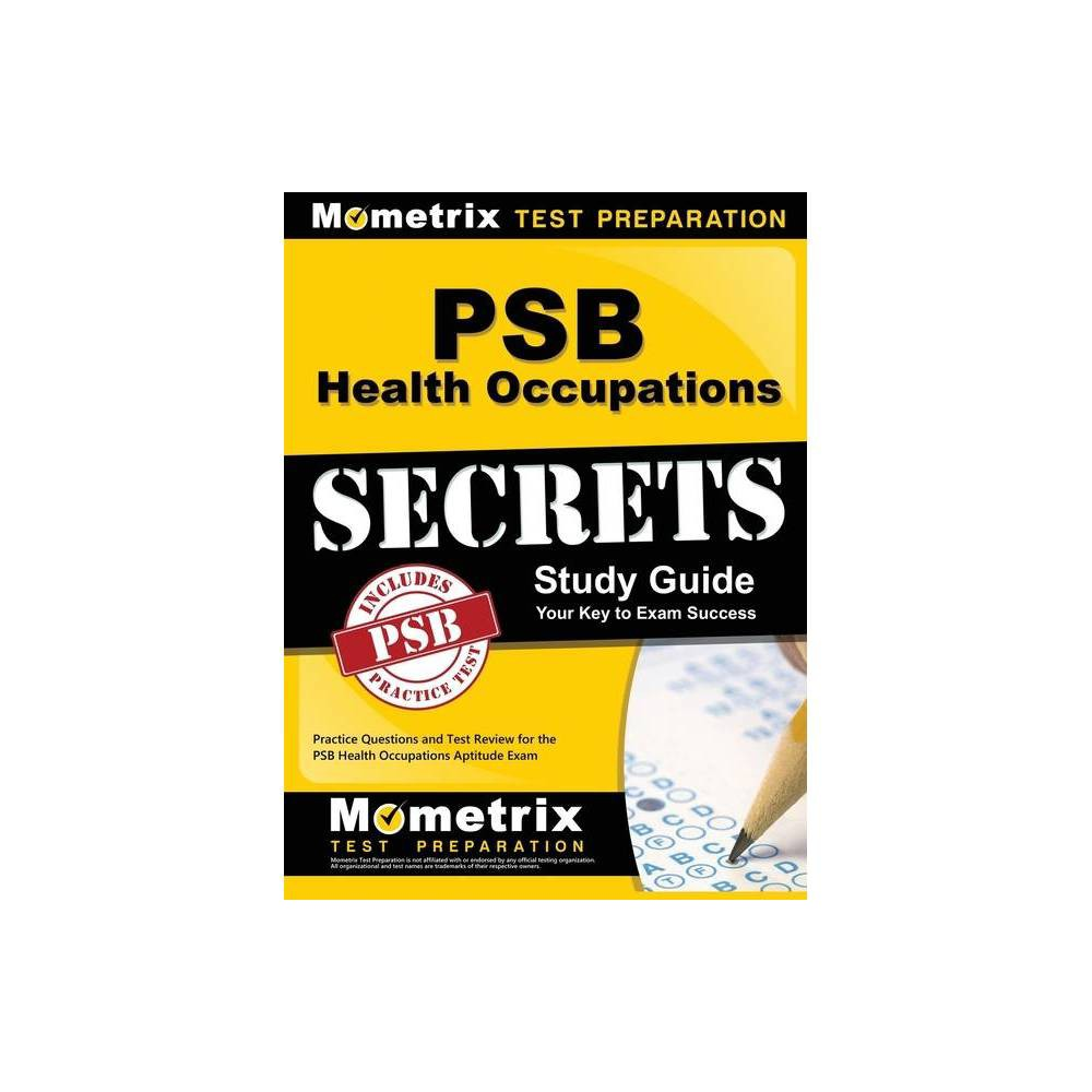 PSB Health Occupations Secrets Study Guide - (Hardcover)