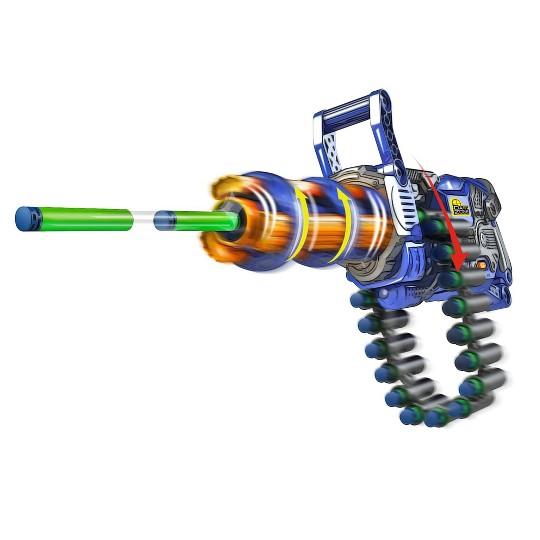 Dart Zone Scorpion Motorized Gatling Belt Dart Blaster image number null