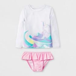 dfb864c6e8 Toddler Girls' The Little Mermaid 2pc Swimsuit - Green : Target