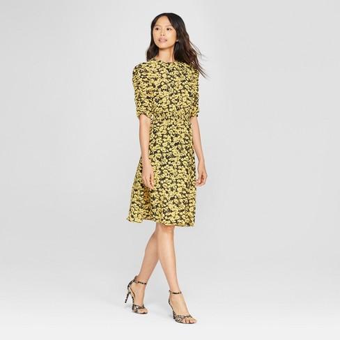 Women S Smocked Waist Dress Who What Wear