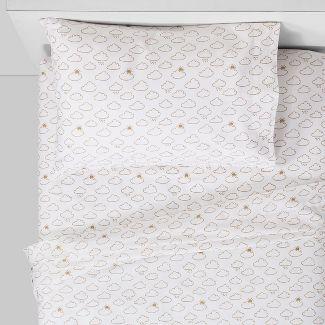 Twin Metallic Cloud Sheet Set - Pillowfort™