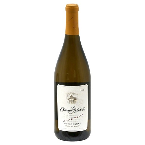 Chateau Ste Michelle® Indian Wells Chardonnay - 750mL Bottle - image 1 of 1