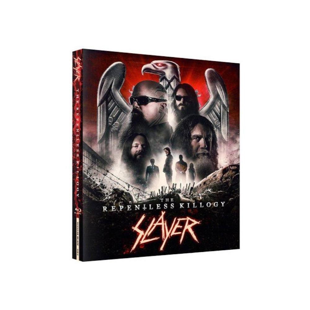 Slayer Repentless Killogy Blu Ray 2019