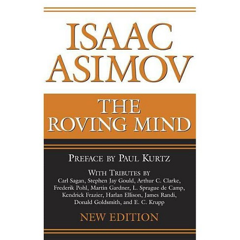 Roving Mind (Revised) - by  Isaac Asimov (Paperback) - image 1 of 1