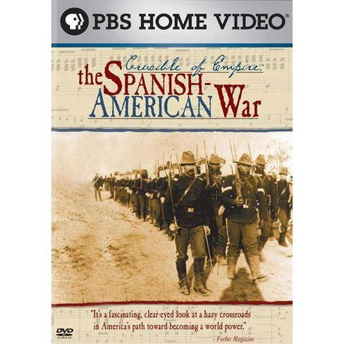 Crucible Of Empire: The Spanish-american War (DVD) - image 1 of 1