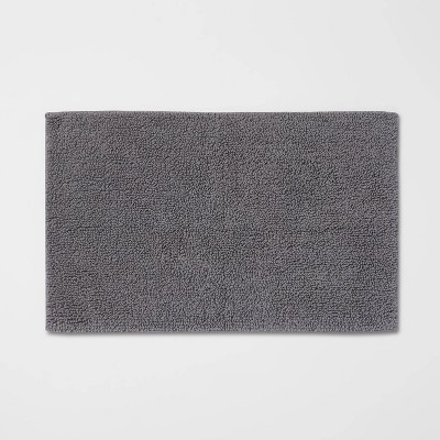 Perfectly Soft Solid Bath Mat Pigeon Gray - Opalhouse™