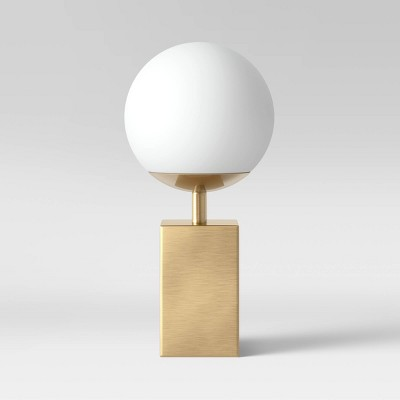 Globe Ambient Lamp (Includes LED Light Bulb)White - Project 62™
