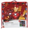 Marvel Avengers 9pc Floor Tile Foam Interlocking Fitness Mats - image 4 of 4