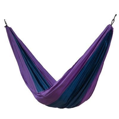 Makena Camping Hammock - Blue/Purple - Sol Living