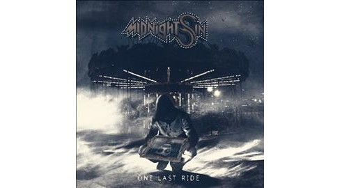 Midnight Sin - One Last Ride (CD) - image 1 of 1