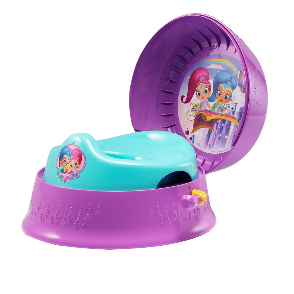 Shimmer and Shine Nickelodeon 3-in-1 Potty System, Multi-Colored