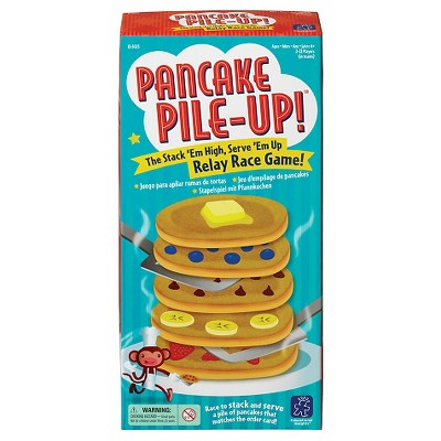 Educational Insights Pancake Pile-Up! Race Game
