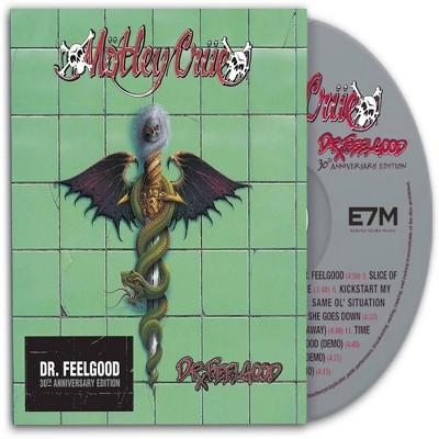Motley Crue - Dr. Feelgood (30th Anniversary Edition) (CD)