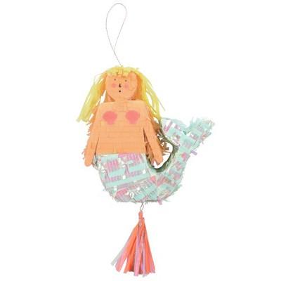 Meri Meri - Mermaid Pinata Favor - Party Favors - 1ct