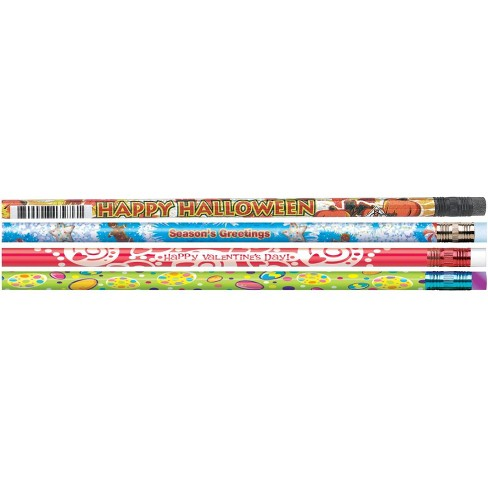 Moon Products Holiday Themed Award Pencils, set of 144 - image 1 of 1
