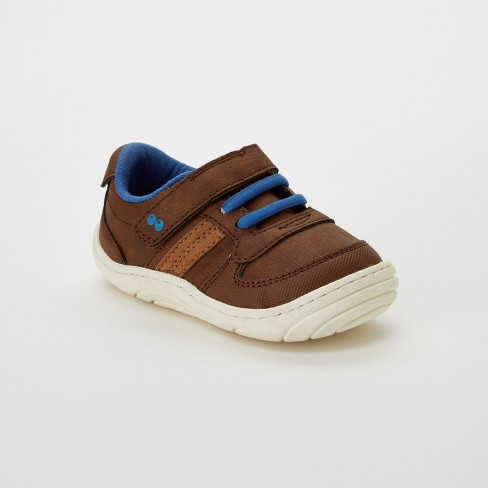 c6b38f270ca2 Baby Boys  Surprize By Stride Rite® Alec Sneaker - Brown   Target
