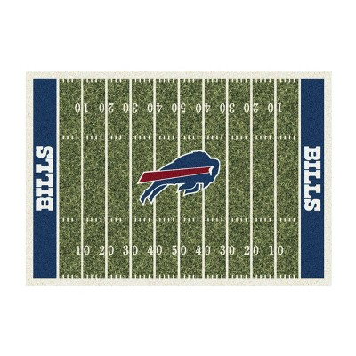 NFL Buffalo Bills 4'x6' Homefield Rug