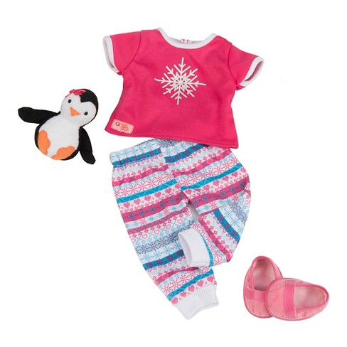 Our Generation® Fashion Outfit - Snow Adorable™ - image 1 of 4