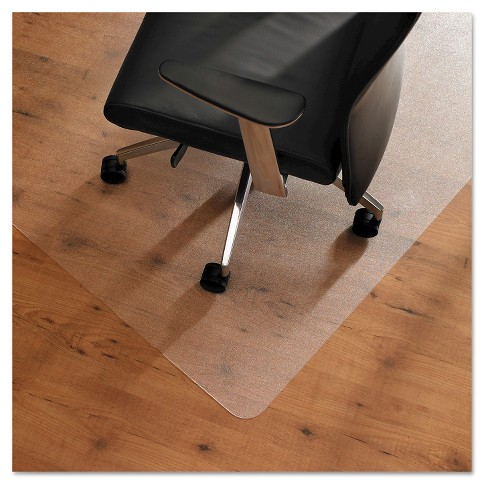 Floortex Cleartex Ultimate Anti-Slip Chair Mat, 3' x 4' - Clear - image 1 of 2