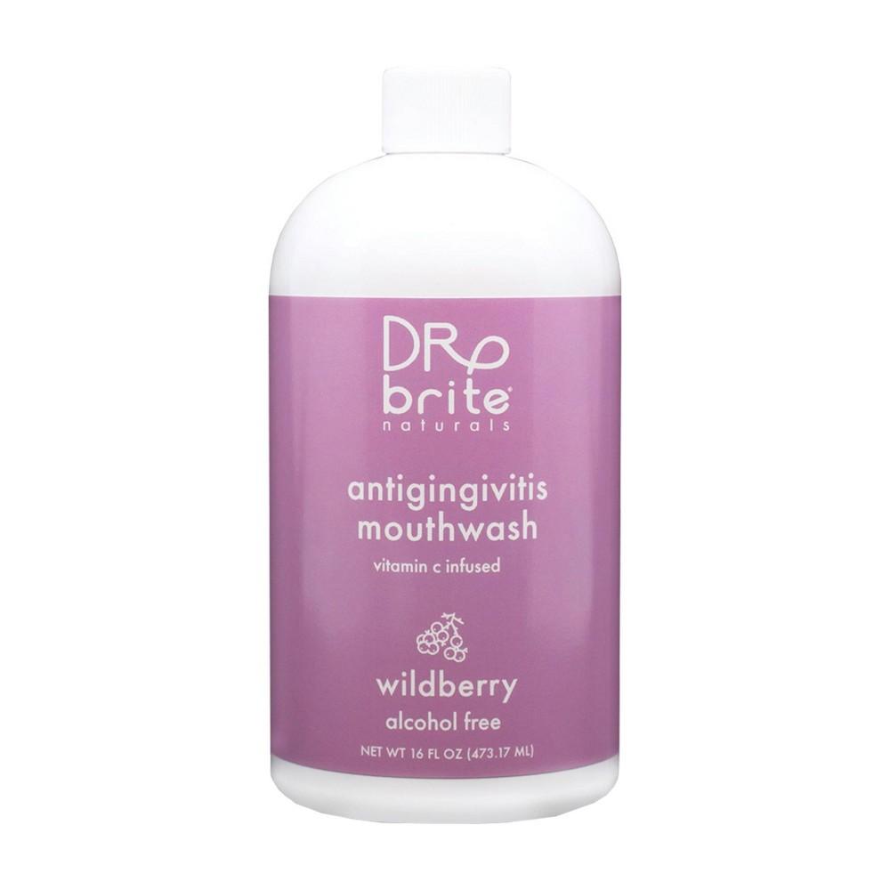 Image of Dr. Brite Antigingivitis Mouthwash - 16 fl oz