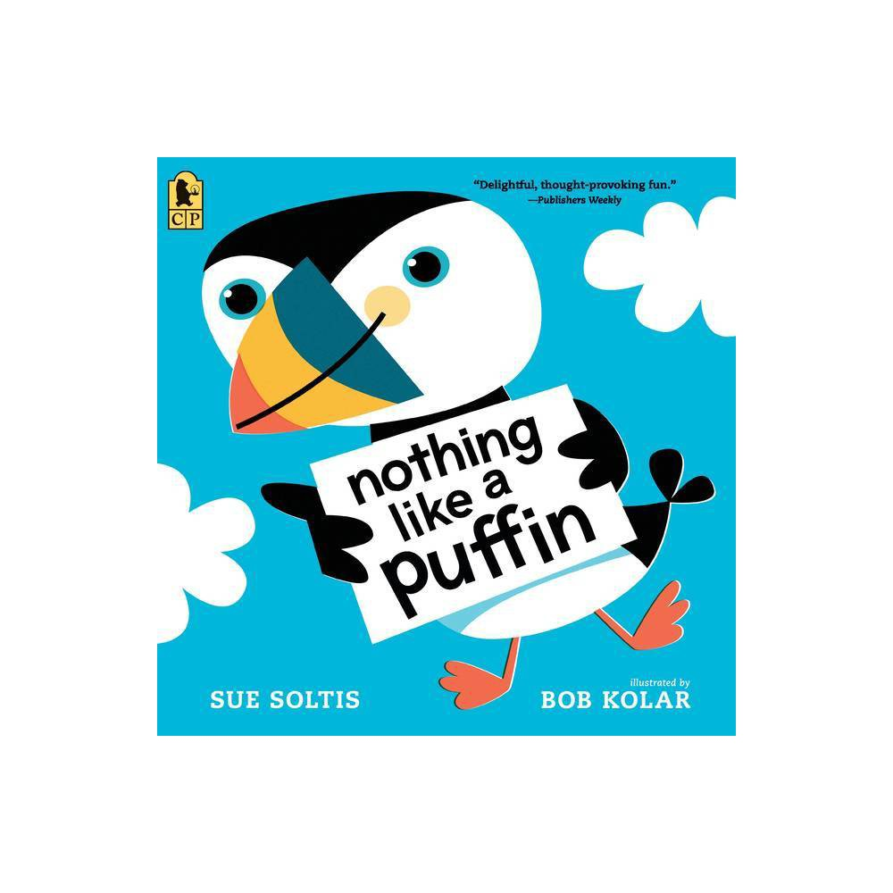 Nothing Like A Puffin By Sue Soltis Paperback