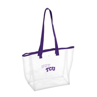 NCAA TCU Horned Frogs Stadium Clear Bag