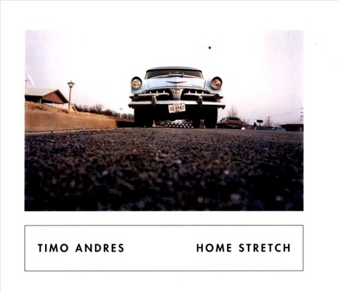 Timothy andres - Home stretch (CD) - image 1 of 1