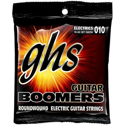 GHS Heavyweight Boomers Electric Guitar Strings Light Top - image 1 of 2
