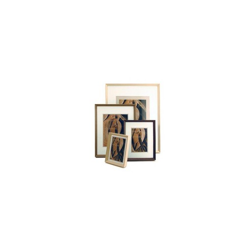 Framatic Woodworks, 11x14  Natural Blond Hardwood Frame Matted for a 8x10  Photograph - image 1 of 1