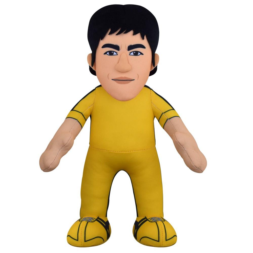 """Image of """"Bleacher Creatures Bruce Lee Infinite Optimism 10"""""""" Plush Figure"""""""
