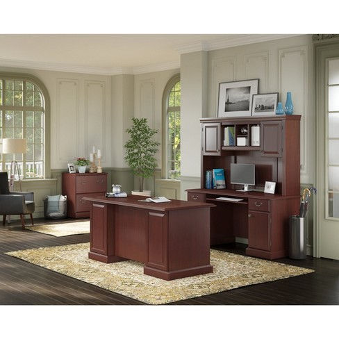 Bennington 2 Drawer Lateral File From Kathy Ireland Office By Bush Business Furniture Target