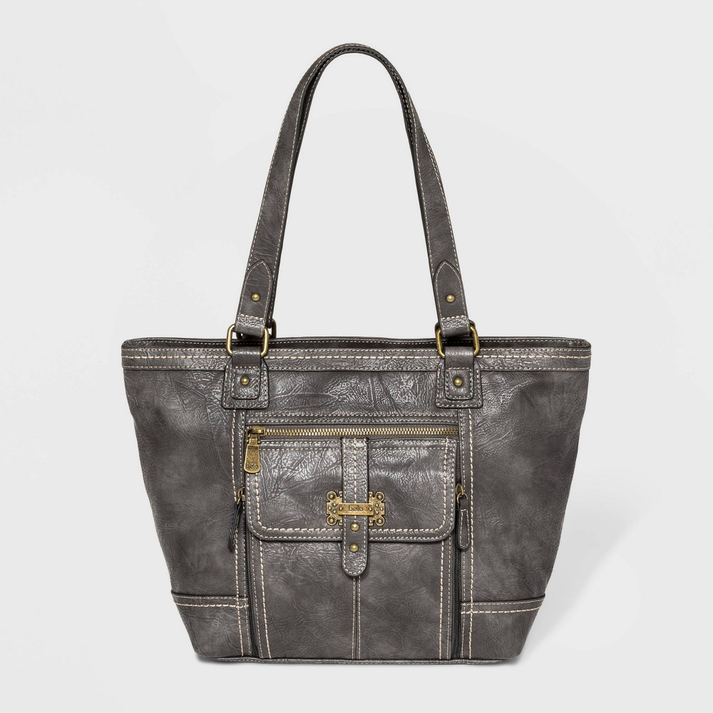 Image of Bolo Claridge Tote Handbag - Black, Women's