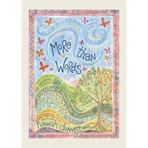 More Than Words - by  Hannah Dunnett (Hardcover) - image 1 of 1