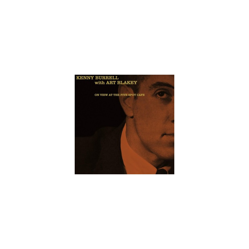 Kenny Burrell - At The Five Spot Cafe (Vinyl)