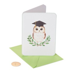 Graduation Wise and Wonderful Card - Papyrus