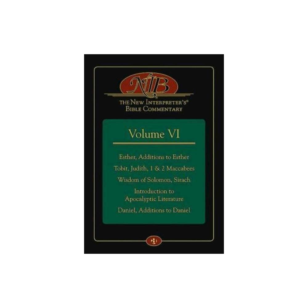 The New Interpreter S R Bible Commentary Volume Vi Hardcover