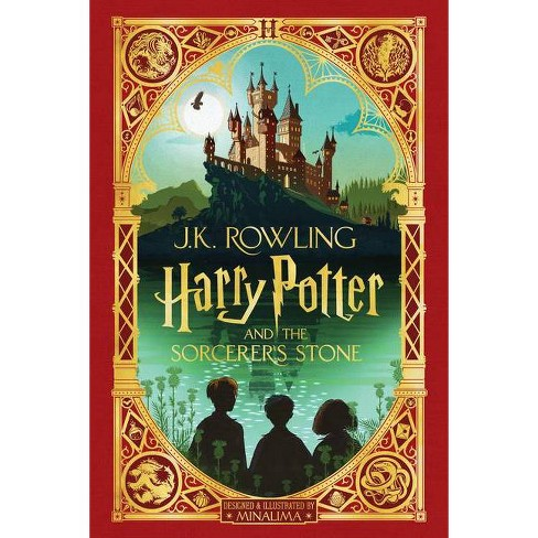 Harry Potter and the Sorcerer's Stone: Minalima Edition (Harry Potter, Book 1), Volume 1 - (Hardcover) - image 1 of 1