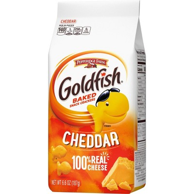 Crackers: Goldfish