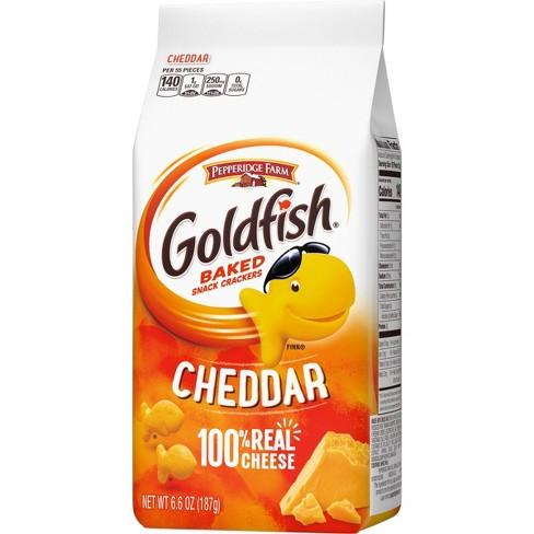 Pepperidge Farm Goldfish Cheddar Crackers - 6.6oz - image 1 of 4