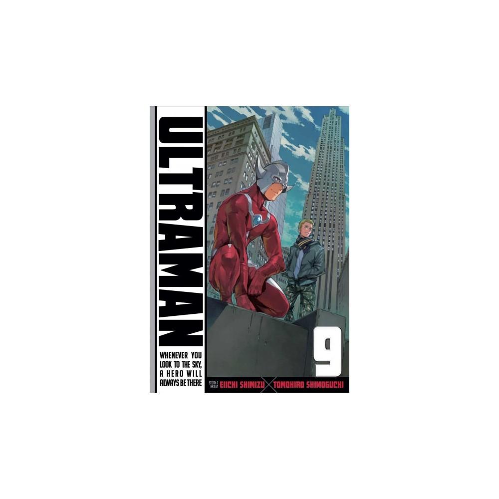 Ultraman 9 - (Ultraman) by Eiichi Shimizu (Paperback)