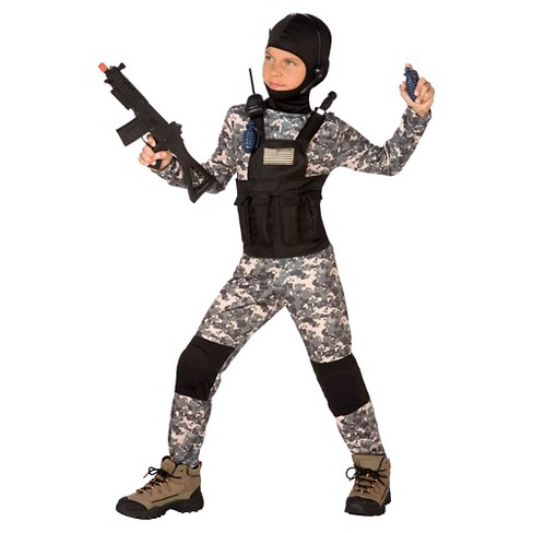Kids' Navy Seal Costume - image 1 of 1