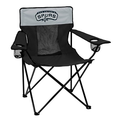 NBA San Antonio Spurs Elite Outdoor Portable Chair