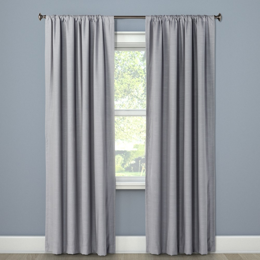 Curtain Panel Masonry Gray 63 - Project 62, Masonary Gray