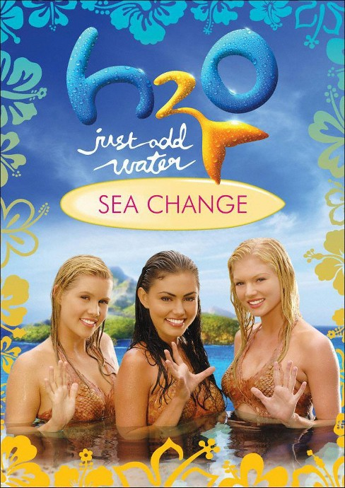 H2o:Jaw sea change ssn 2 movie (DVD) - image 1 of 1