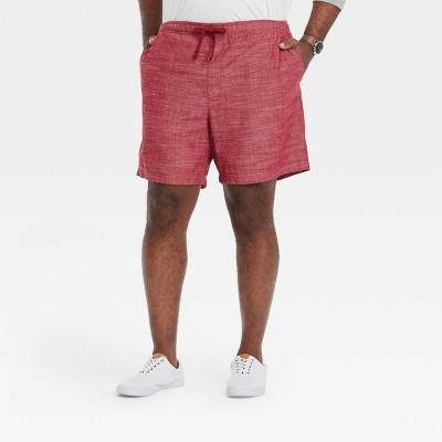 "Men's 7"" Elevated Novelty E-Waist Pull-On Shorts - Goodfellow & Co™"