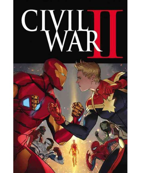 Civil War II (Hardcover) (Brian Michael Bendis) - image 1 of 1