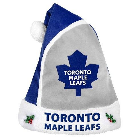 Forever Collectibles - NHL 2015 Santa Hat, Toronto Maple Leafs - image 1 of 1