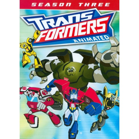 Transformers Animated: Season Three [2 Discs] - image 1 of 1