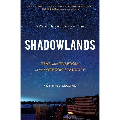 Shadowlands - by  Anthony McCann (Hardcover) - image 1 of 1