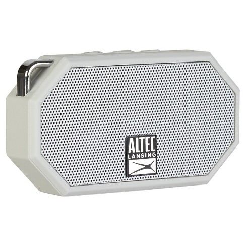 Altec Mini H2O Bluetooth Waterproof Speaker - image 1 of 4